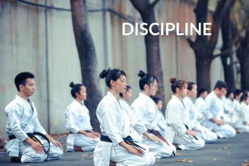 image La discipline, la motivation personnelle, c'est dur mais voici comment on peut y arriver...